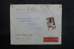 RÉUNION - Enveloppe Commerciale De Saint Pierre Pour La France, Affranchissement Plaisant - L 35875 - Réunion (1852-1975)
