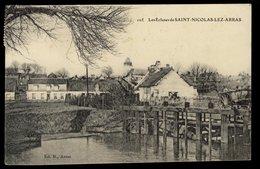 Les Ecluses De Saint-Nicolas-Lez-Arras - France