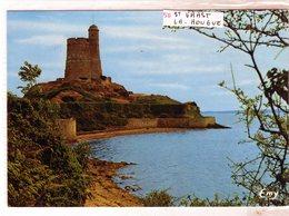 Cpm De  Saint Vaast La Hougue - Le Fort De La Hougue (XVIIe Siècle) Construit D'après Les Plans De Vauban - - Saint Vaast La Hougue