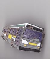 PIN'S THEME TRANSPORT   BUS   RATP - Transports