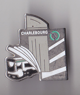 PIN'S THEME TRANSPORT METRO   CHARLEBOURG - Transports