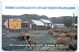TAAF N° 36A - 50u Avec Logo Bull - Neuve Luxe - Cote: 120,00 € - TAAF - Franse Zuidpoolgewesten