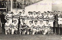 - Equipe De Rugby Du COPO - 1931 - - Non Classificati