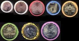 Komplette Kursmünzen 2019 Direkt Aus Der Rolle - Oesterreich