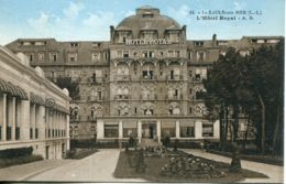 N°74609 -cpa La Baule Sur Mer -hôtel Royal- - Hotels & Gaststätten