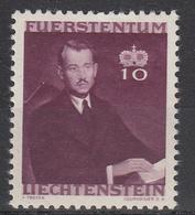LIECHTENSTEIN - Michel - 1943 - Nr 211 - MH* - Unused Stamps