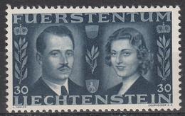 LIECHTENSTEIN - Michel - 1943 - Nr 213 - MH* - Unused Stamps