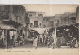 CPA- Tunisie- SFAX- Souk El-Djemda- - Tunesien