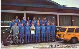 CYCLISME: CYCLISTE : GROUPE WILLEM II GAZELLE - Ciclismo