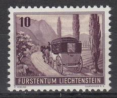 LIECHTENSTEIN - Michel - 1946 - Nr 248 - MH* - Liechtenstein