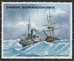 Denmark, Dansk Somandskirke, Cinderella, MNH. - Other