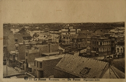 De - La Panne / Panorama - Algemeen Zicht 19?? Uitg. Albert - De Panne