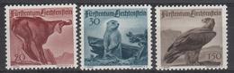 LIECHTENSTEIN - Michel - 1947 - Nr 253/55 - MNH** - Liechtenstein