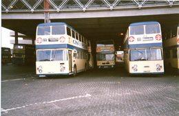35mm ORIGINAL PHOTO BUS HAYDONLEIGH FLEMING WAY SWINDON BUS STATION  - F041 - Photographs