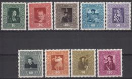 LIECHTENSTEIN - Michel - 1949 - Nr 268/76 - MNH** - Liechtenstein