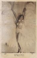 """Joséphine Baker Dans """" Paris Qui Remue """" . Sexy  Maillot 2 Pièces , Plumes Autruche  Edit Manuel - Nus Adultes (< 1960)"""