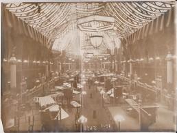 ETAT FOLDED  IN THE MIDDLE SEE SCAN  SALON AÉRONAUTIQUE 24*18CM Maurice-Louis BRANGER PARÍS  (1874-1950) - Aviación
