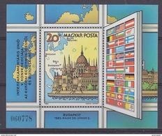Hungary 1983 KSZE/OSCE M/s ** Mnh  (43585) - Europese Gedachte