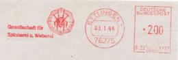 Freistempel 2066 Spinne - BRD