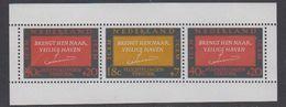 Nederland 1966 ICEM / Vluchtelingenvervoer Blok ** Mnh (43585D) - Europese Gedachte