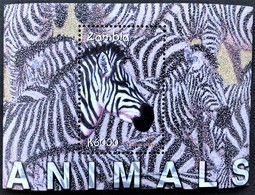 Zambia 2001  African Fauna , MNH [21;150] - Stamps