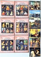 # Sierra Leone 2000**Mi.3665-3706  Prado Museums , MNH [23,14] - Museen