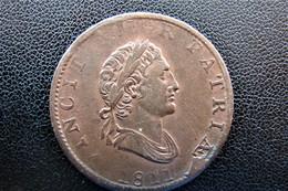 1811 1/2 Penny Token Vincit Amor Patriae - Autres