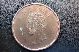 Brutus 1/2 Penny Token - Autres