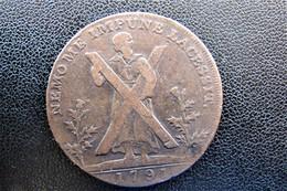 Ecosse 1791 Half Penny Token - Autres