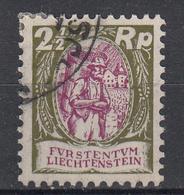 LIECHTENSTEIN - Michel - 1925 - Nr 65 - Gest/Obl/Us - Liechtenstein
