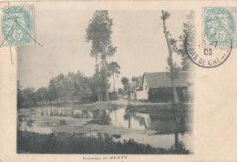 62 // Paysage De RENTY - France