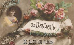 62 // Un Bonjour De RANG DU FLIERS   MJ 200 - France