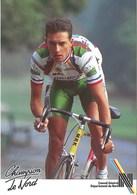 CYCLISME: CYCLISTE : PASCAL POTIE - Wielrennen