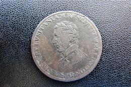 1812 1/2 Penny Token Canada - Canada