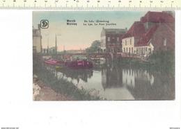 50982 - Wervik De Leie Grensbrug - Wervicq La Lys Le Pont Frontiere - K.D. Feldpost 1917 - Wervik