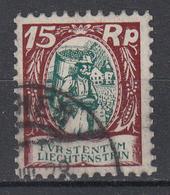 LIECHTENSTEIN - Michel - 1925 - Nr 69 - Gest/Obl/Us - Liechtenstein