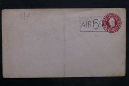 """ETATS UNIS - Entier Postal Non Circulé , Cachet """" Air 6c Mail """" - L 35935 - 1921-40"""