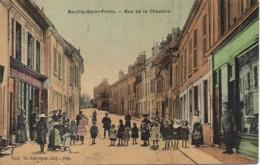 02 NEUILLY-SAINT-FRONT Rue De La Chapelle (très Animée) - Other Municipalities