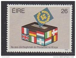 Ireland 1984 European Elections 1v  ** Mnh  (43589) - Europese Gedachte