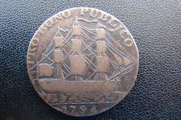1794 Half Penny Token Pro Bono Publico - Autres