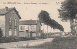 18 NERONDES  Route De Bourges - Les Abattoirs - Nérondes