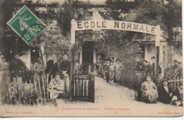 Algérie BOUZAREAH L'Ecole Normale  - L'Entrée Principale - Altre Città