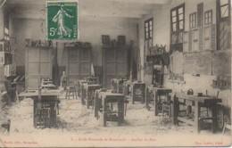 Algérie BOUZAREAH L'Ecole Normale  - Atelier Du Bois - Altre Città