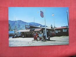 - Idaho > Park's Yellow Pine Merc. Gas Station   Yellow Pine   Idaho  Ref 3495 - Etats-Unis