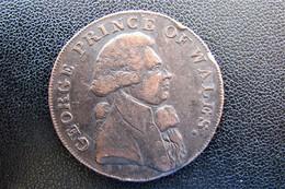 1794 Essex Warley Penny Token - Autres