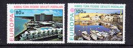 Europa Cept 1977 Northern Cyprus 2v ** Mnh (43592) Promo - 1977