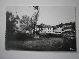 39 Salans, L'église Et L'école (A8p89) - France