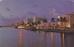 CPM USA En 1969 MIAMI BEACH En FLORIDE - Miami Beach