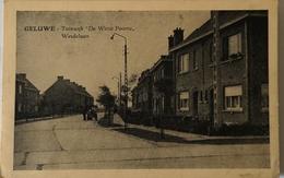 Geluwe -(Wervik) Tuinwijk De Witte Poortje - Weide Laan 19??zeldzaam - Wervik