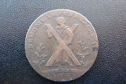 1791 Scotland Nemo Me Impune Lacesset - Autres